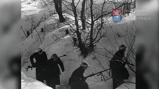 Watch Československá vojenská jednotka v SSSR před odjezdem na frontu (1943) GIF on Gfycat. Discover more News & Politics, VHÚ MOVIES GIFs on Gfycat