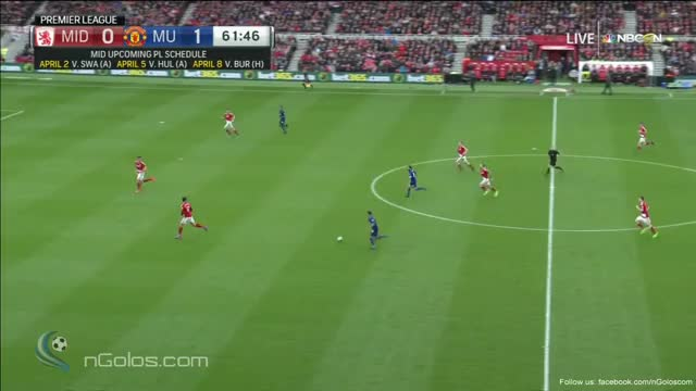 Watch and share Middlesbrough 0-2 Manchester United GIFs on Gfycat