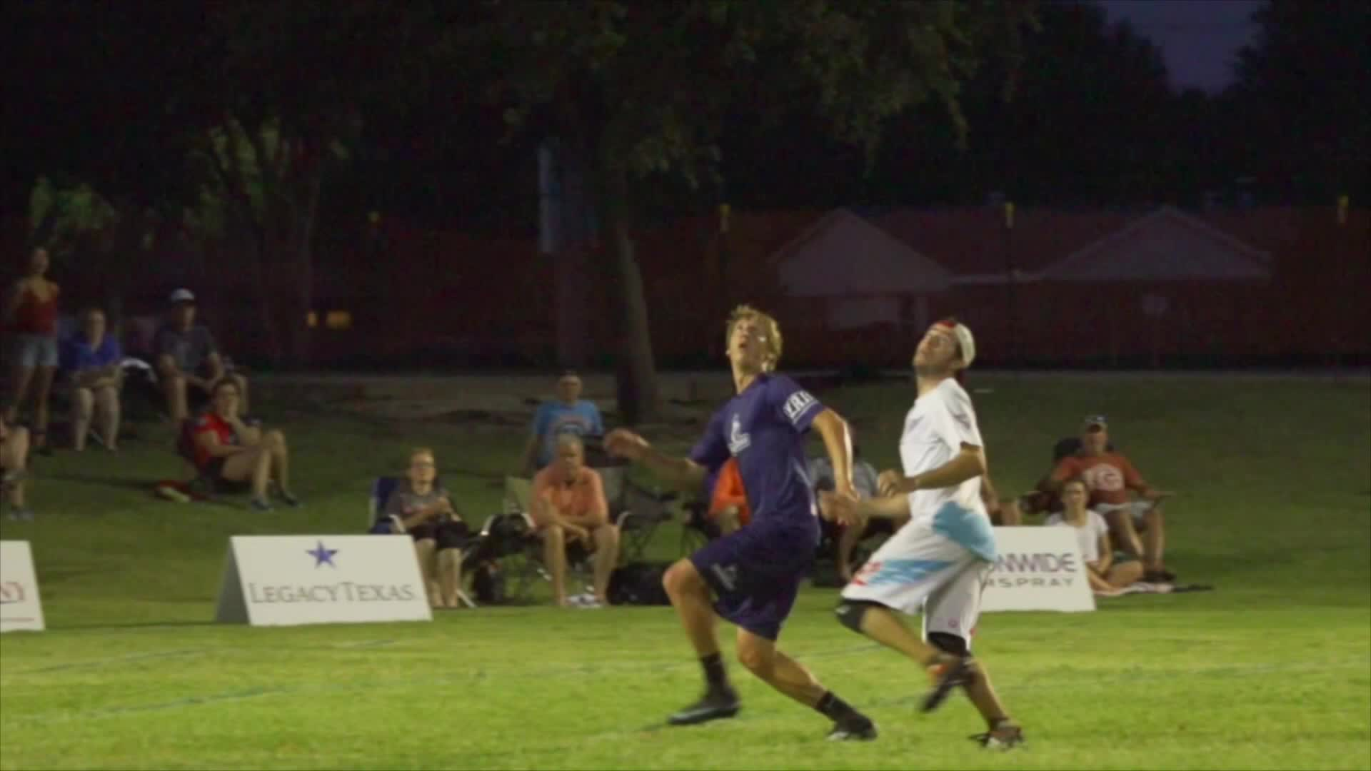 american ultimate disc league, audl, ultimate, ultimate frisbee, Jay Froude Staredown GIFs