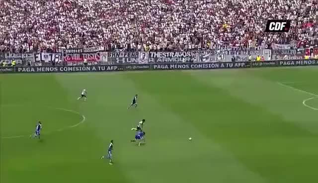 Watch Colo Colo 2 - 0 U. de Chile Apertura 2015/2016 GIF on Gfycat. Discover more related GIFs on Gfycat