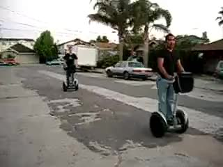 Watch and share Segway GIFs on Gfycat