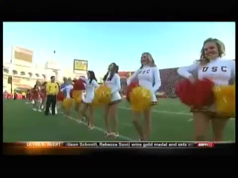 Watch and share USC Cheerleaders GIFs on Gfycat