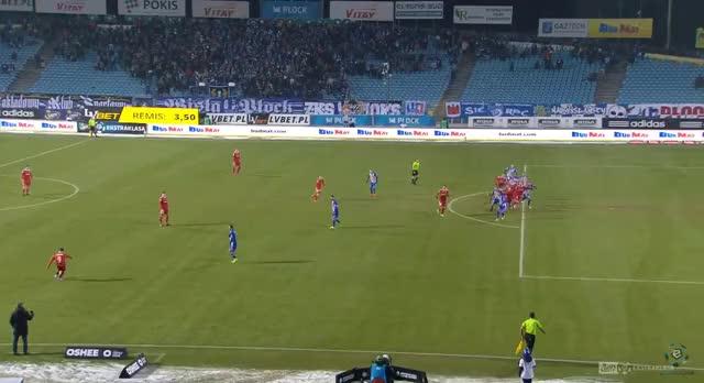 Watch and share Ekstraklasa GIFs and Tomas Dahne GIFs on Gfycat