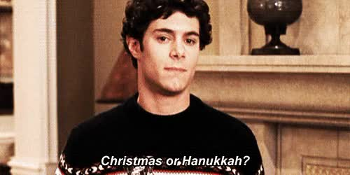 Watch and share Christmas GIFs and Hanukkah GIFs on Gfycat