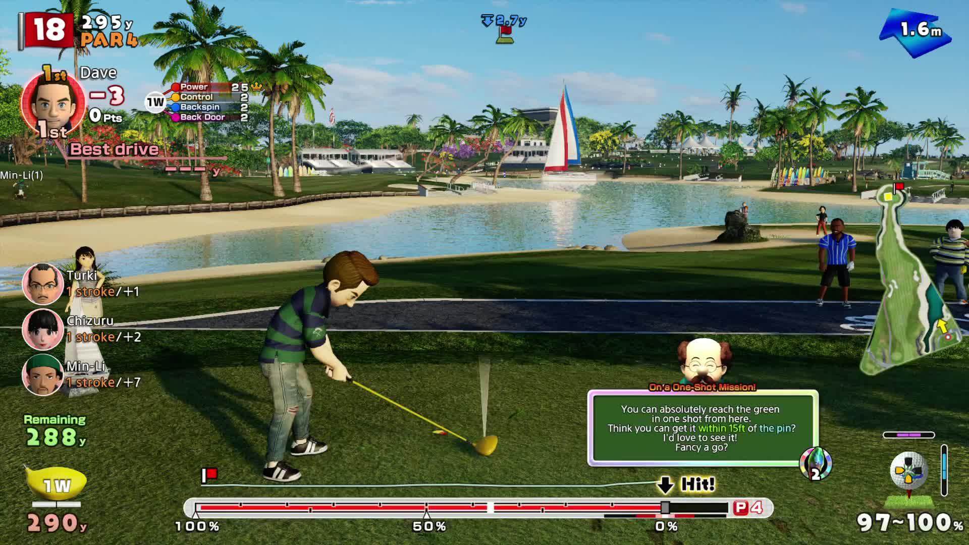 Everybody's Golf 20180923225312 GIFs