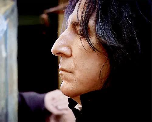 Watch and share I Love Alan Rickman GIFs and Severus Snape GIFs on Gfycat