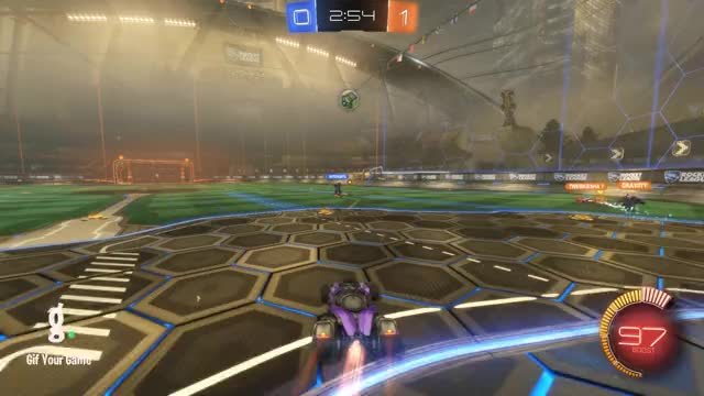 Watch Goal 2: Trixie GIF by Gif Your Game (@gifyourgame) on Gfycat. Discover more Gif Your Game, GifYourGame, Goal, Rocket League, RocketLeague, Trixie GIFs on Gfycat