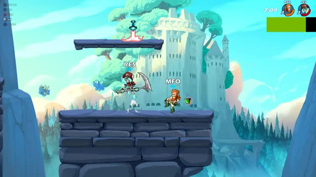 Watch and share Brawlhalla GIFs by mformini on Gfycat
