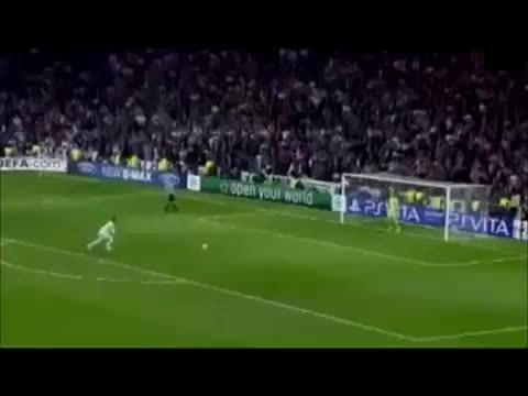 perfecttiming, realmadrid, Aftermath of Ramos' Penalty GIFs