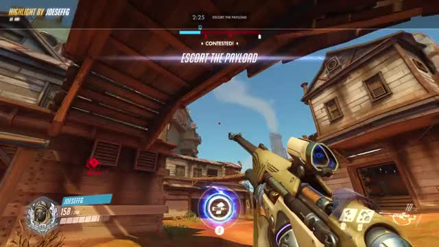 Watch ana saves the day GIF on Gfycat. Discover more ana, highlight, overwatch, sleep dart GIFs on Gfycat