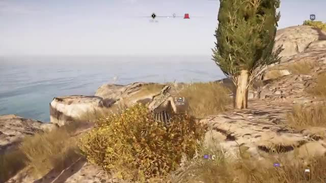 Watch and share Assassin's Creed Odyssey  - Kassandra Gets Stuck GIFs by mmurphy on Gfycat