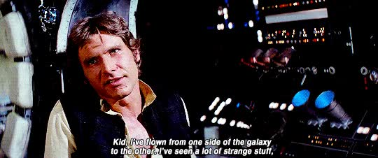 Watch Han solo GIF on Gfycat. Discover more harrison ford GIFs on Gfycat