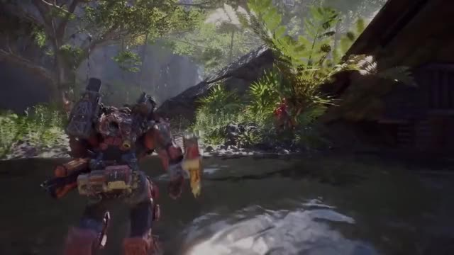 Watch Anthem Colossus Heavy Weapons GIF by Ethu Inc (@ethugamer) on Gfycat. Discover more Anthem, Colossus GIFs on Gfycat