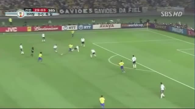Watch Ronaldo vs Germany 2002 World Cup Final HD - LEGENDARY! GIF on Gfycat. Discover more related GIFs on Gfycat