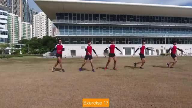 Watch and share 7. 動態熱身 GIFs on Gfycat