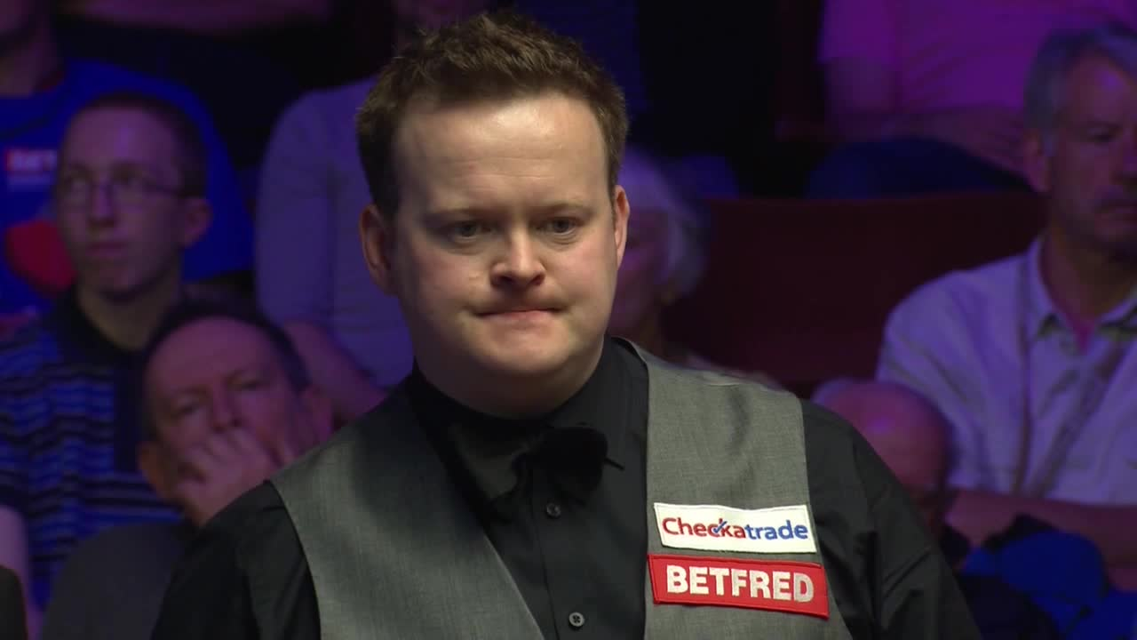Snooker Planet, Sports, funny snooker, humor, shaun murphy, snooker, Hilarious Shaun Murphy Pulls Funny Faces!!! WSC 2018 GIFs