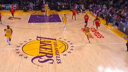 Watch and share Los Angeles Lakers GIFs by Off-Hand on Gfycat