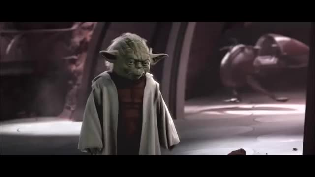 Watch and share Yoda GIFs by vodlf1 on Gfycat