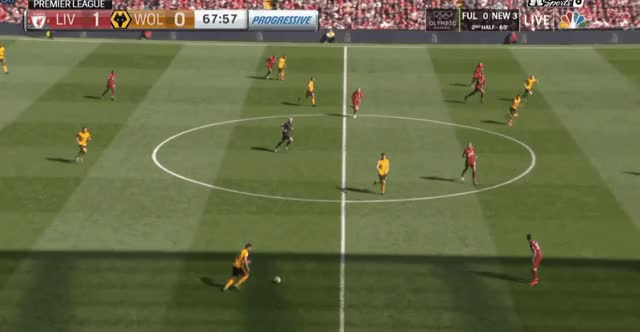Watch and share Doherty Long Pass Vs Liverpool 18-19 GIFs by FIFPRO Stats on Gfycat