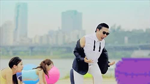 Watch and share Oppa Gangnam Style GIFs and Gamzee Makara GIFs on Gfycat