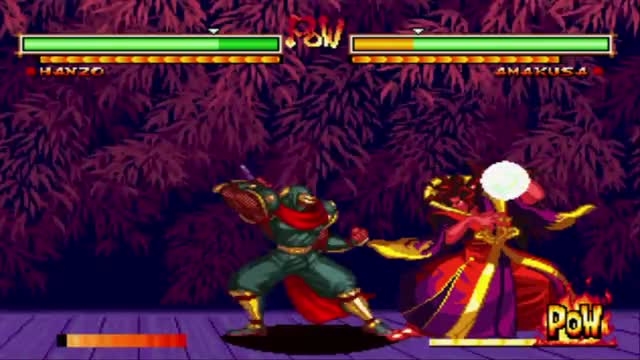 Watch HANZO OVERKILL GIF on Gfycat. Discover more Gaming, SHINOBIFIST, SNK, Samurai Shodown V Special GIFs on Gfycat