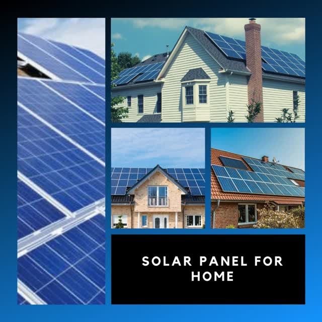 Watch and share Solar Panel For Home GIFs by solarplantsuk on Gfycat
