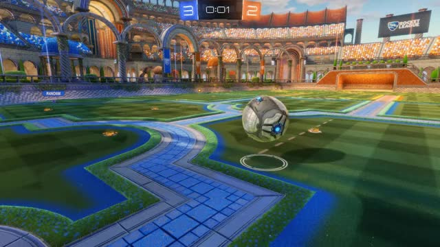 Watch and share Rocket League GIFs by Kosta Berić on Gfycat