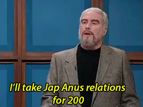 Watch and share YOUR MOTHERS A WHORE TREBEK! GIFs on Gfycat