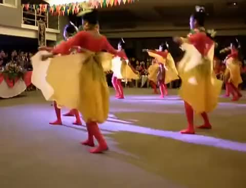 "Watch Cultural Dance ""Panagbenga Festival"" GIF on Gfycat. Discover more related GIFs on Gfycat"