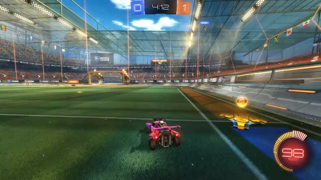 Watch Goal 2: Crashes: 3x GIF by Gif Your Game (@gifyourgame) on Gfycat. Discover more Crashes: 3x, Gif Your Game, GifYourGame, Goal, Rocket League, RocketLeague GIFs on Gfycat
