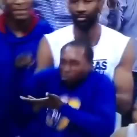 Reaction gif or pic dump from college basketball!! Good and
