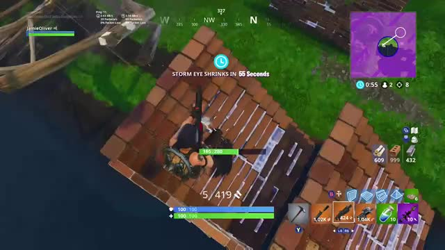 Watch JamieOliver FortniteBattleRoyale 20180911 20-18-31 GIF on Gfycat. Discover more FortNiteBR, Fortnite GIFs on Gfycat