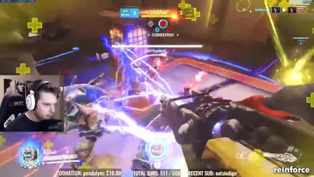 Watch and share Overwatch Moments GIFs and Aspen Overwatch GIFs by draks- on Gfycat