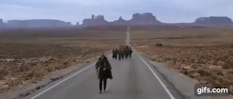 Watch and share Forrest Gump Stop Running GIFs on Gfycat