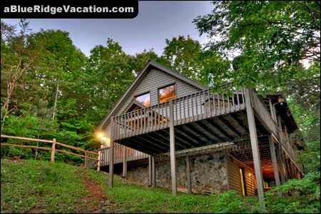 Watch and share Reagan's Lake View - 4 Bedroom Log Cabin Rental In Blue Ridge GA GIFs on Gfycat