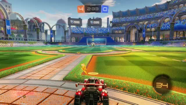 Watch and share Rocket League GIFs by emmonville on Gfycat
