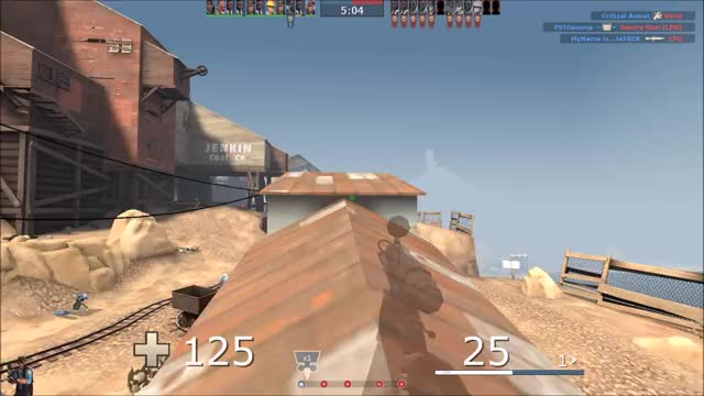 Watch and share Headshot GIFs and Sniper GIFs by Tvde1 on Gfycat