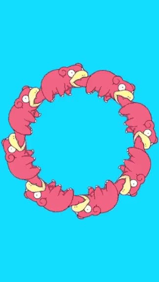 Watch and share Slowpoke GIFs on Gfycat