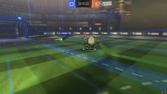 Watch and share Backboard Arial GIFs and Rocket League GIFs on Gfycat
