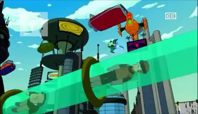 Watch and share [HD] Futurama Intro GIFs on Gfycat