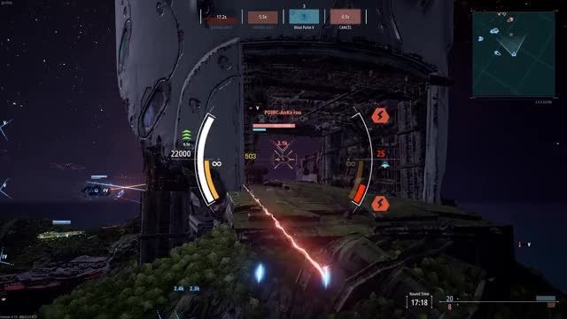 Dreadnought - Denied Him His Revenge wow omg dealwithit awkward Willis Trending Space Ships Popular PVP PC Haha Gaming Funny Excited Dreadnought Deal with it Deal GIF