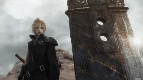 Watch and share Advent Children Final Fantasy Gif GIFs on Gfycat