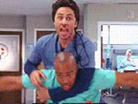 Watch and share Scrubs GIFs on Gfycat