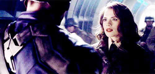 Watch and share Captain America GIFs and Hayley Atwell GIFs on Gfycat