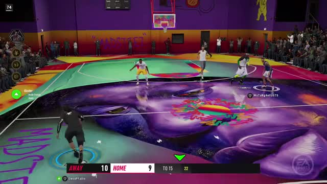 Watch and share Swoopfadin GIFs and Nbalive19 GIFs by Gamer DVR on Gfycat