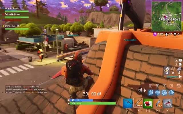 Watch and share Fortnite GIFs and Shield GIFs by kingbrobeard on Gfycat