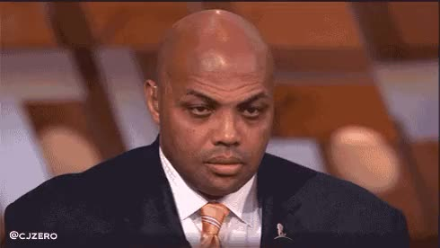 Watch and share Charles Barkley GIFs and Falling Asleep GIFs by clankfu on Gfycat