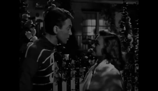 "Watch ""What do you what? Do you want the Moon?"" (from ""It's a Wonderful Life"" 1946) GIF on Gfycat. Discover more related GIFs on Gfycat"
