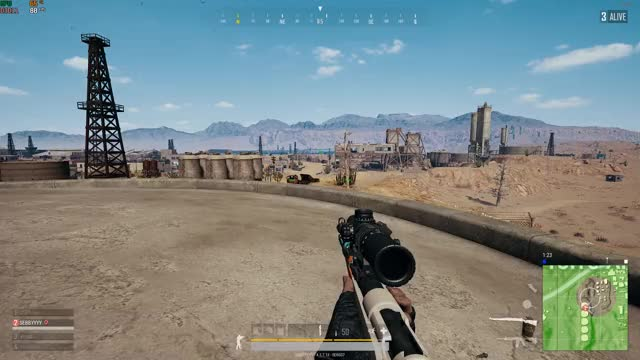 Watch vlc-record-2018-07-07-04h22m32s-PLAYERUNKNOWN GIF on Gfycat. Discover more PUBATTLEGROUNDS, pubg GIFs on Gfycat