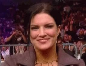 """Watch and share How Is It That I Just Now Realized Gina Carano Is The Butch """"bad Guy"""" Chick? GIFs on Gfycat"""